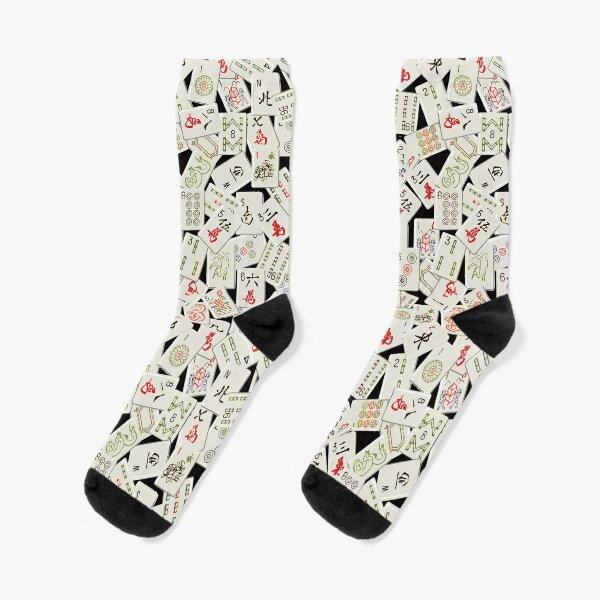 Mahjongg Rocks! Socks