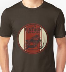Vintage Cafe Racer Slim Fit T-Shirt