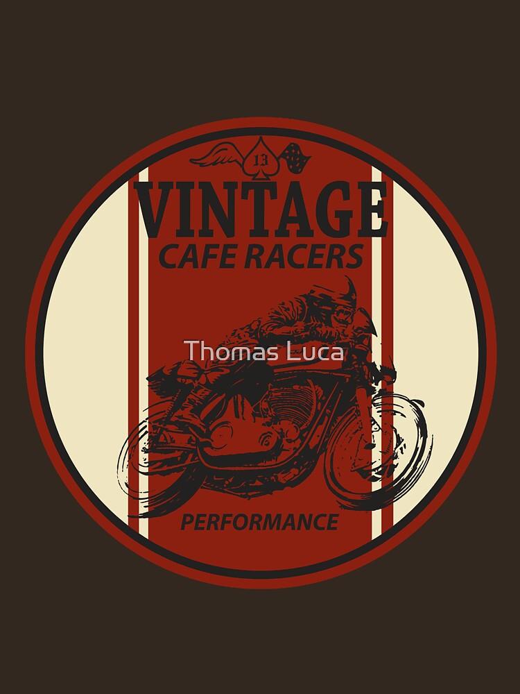 Vintage Cafe Racer | Unisex T-Shirt