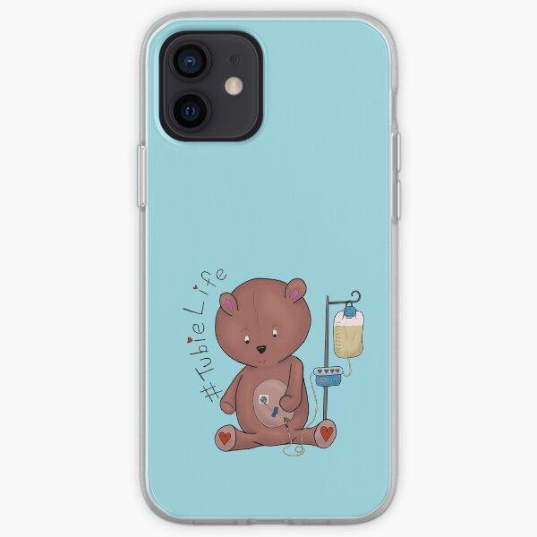 The OG Teddy Tubie Life iPhone Soft Case