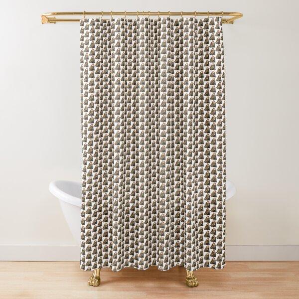 Jar Jar Binx Shower Curtain