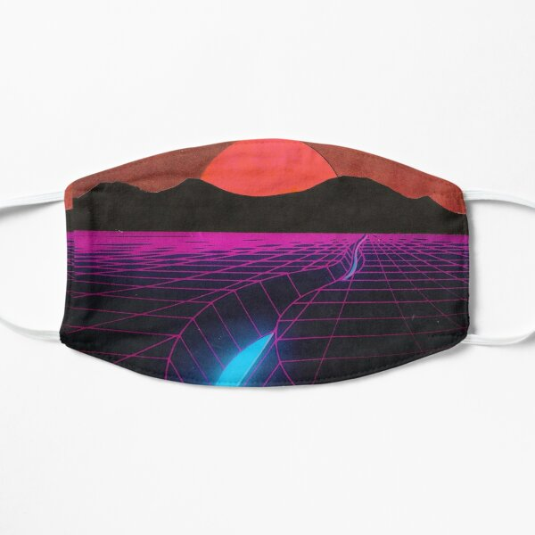 digital landscape Mask