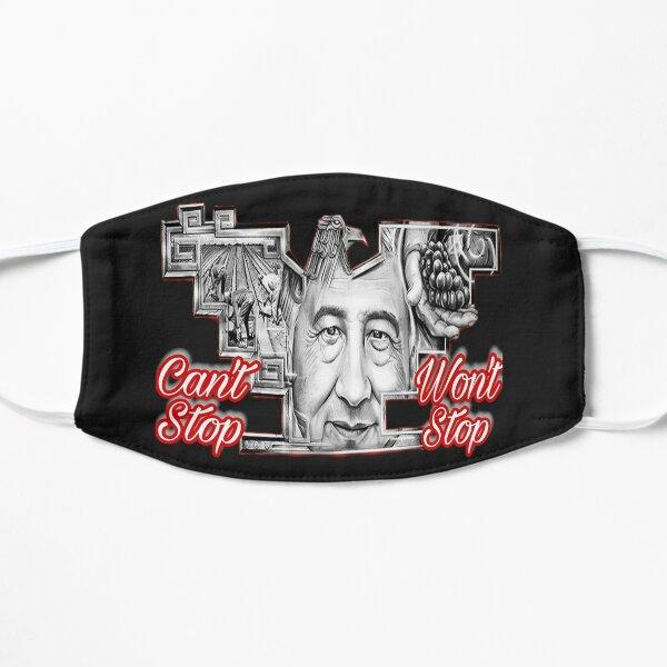 Caesar Chavez, huelga bird, can't stop wont stop Mask
