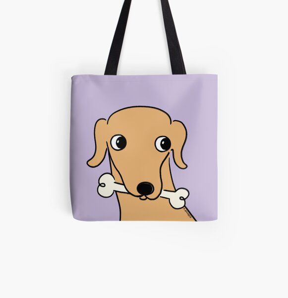 Devo Tippet The Whippet  All Over Print Tote Bag
