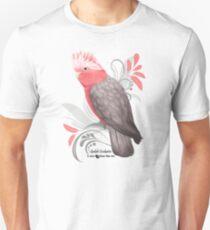 Galah Cockatoo Unisex T-Shirt