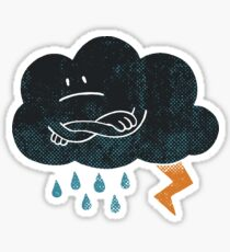 Sombre Weather Sticker