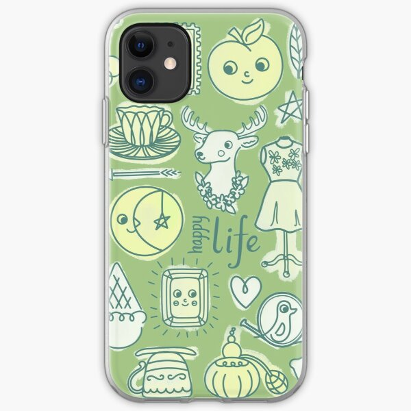 Yay! Happy Life  iPhone Soft Case