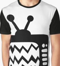 Vintage Cartoon TV Graphic T-Shirt