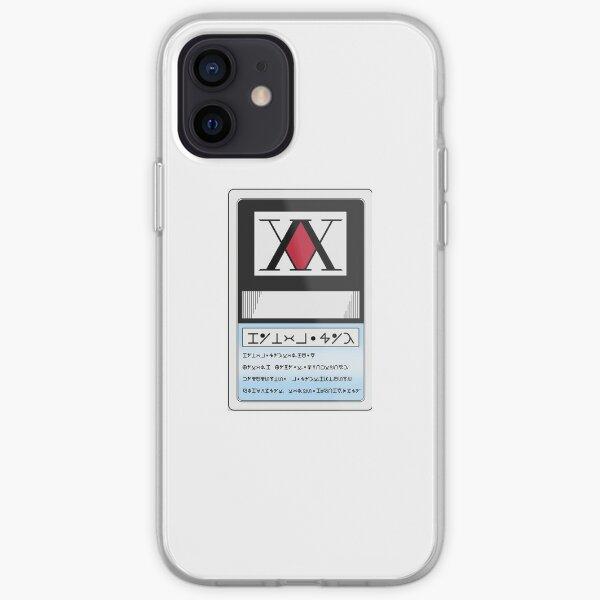 permis de chasseur Coque souple iPhone