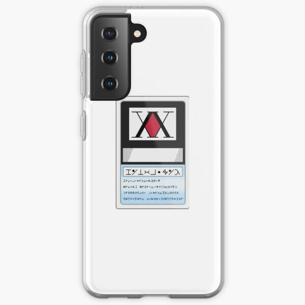 hunter license  Samsung Galaxy Soft Case