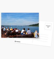 Vacationers Postcards