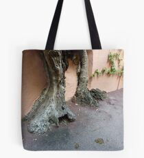 Rooted On Cap Ferrat Tote Bag