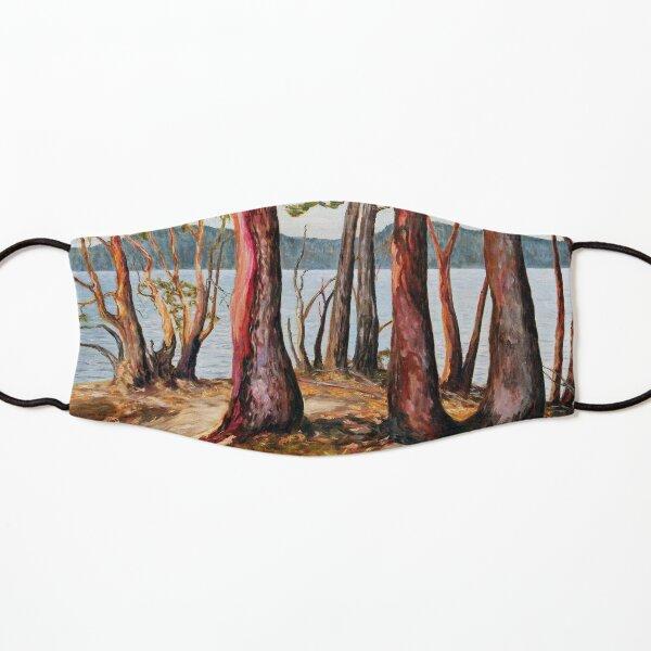 Morning With Arbutus Trees Kids Mask