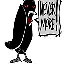 NeverMore! by Brian Belanger