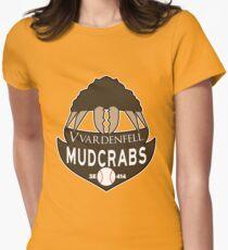 Vvardenfell Mudcrabs Women's Fitted T-Shirt