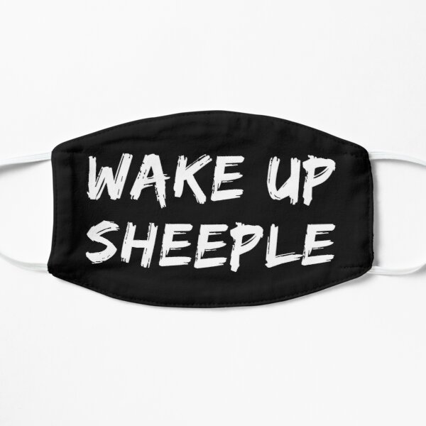 Wake Up Sheeple Funny Covid-19 Sheep Covid19 Coronavirus Mask