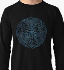 Wolf Celtic Knotwork Lightweight Sweatshirt