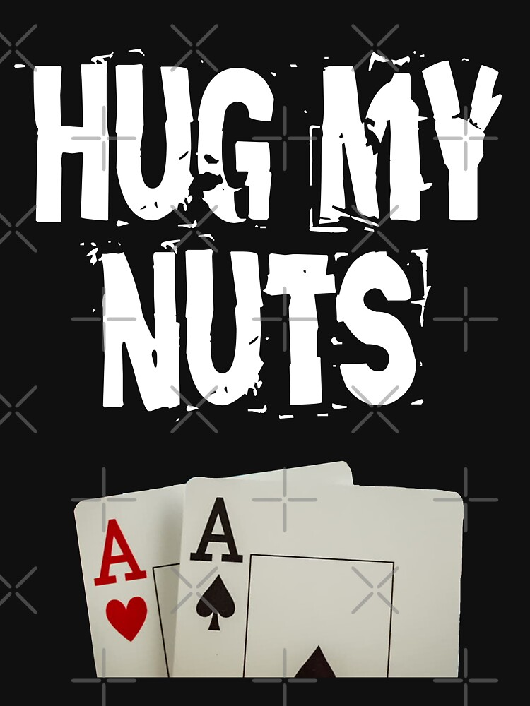 Hug my nuts design by Mbranco