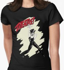 Theatre! Women's Fitted T-Shirt