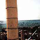 Pillar of sea by Riko2us