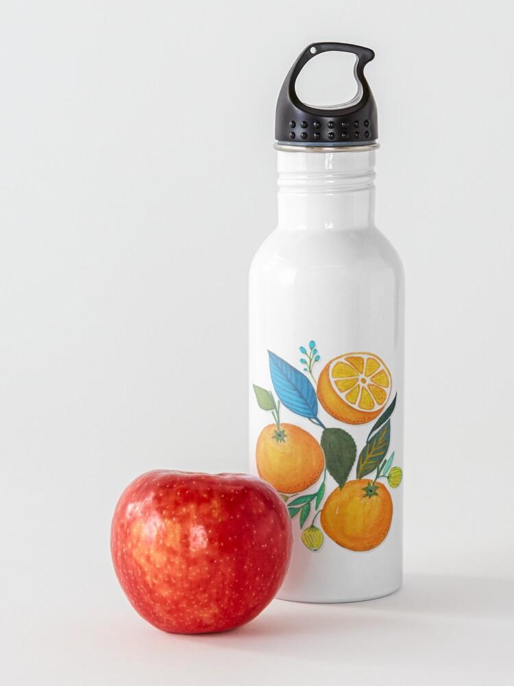 Alternate view of Lady Orange Water Bottle