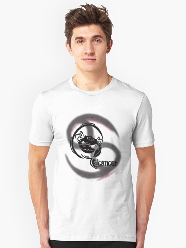Cancer Zodiac Unisex T-Shirt Front
