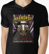 BAD HORSE Men's V-Neck T-Shirt