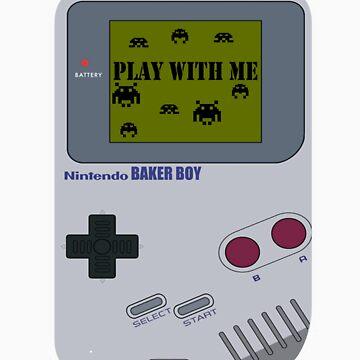 """GAME BOY"" by BAKERBOYTEEZ"