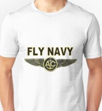 Navy Aircrew Wings T-Shirt