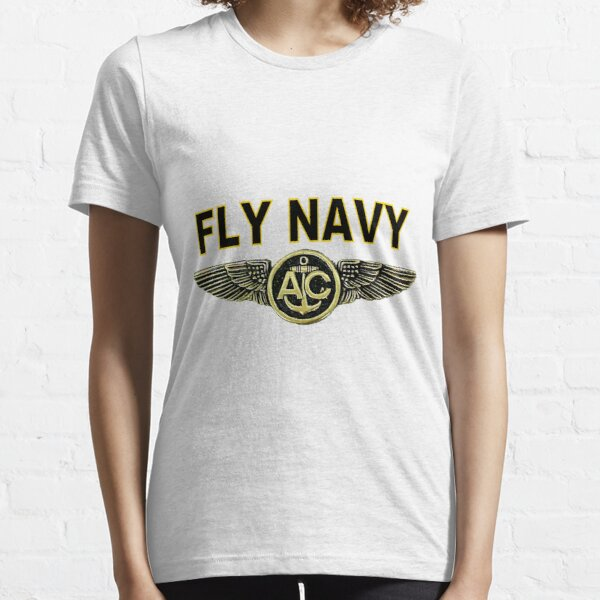 Navy Aircrew Wings Essential T-Shirt