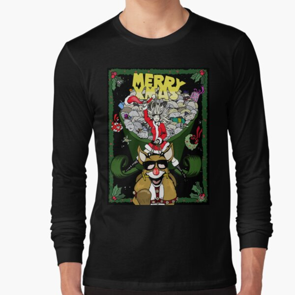 Merry Xmas Long Sleeve T-Shirt