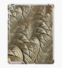 Litz Wire Abstract iPad Case/Skin