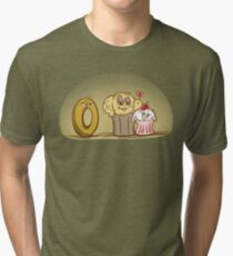 Hey Cupcake! Tri-blend T-Shirt