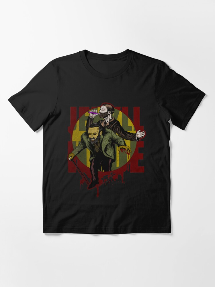 Alternate view of Jekyll & Hyde Essential T-Shirt