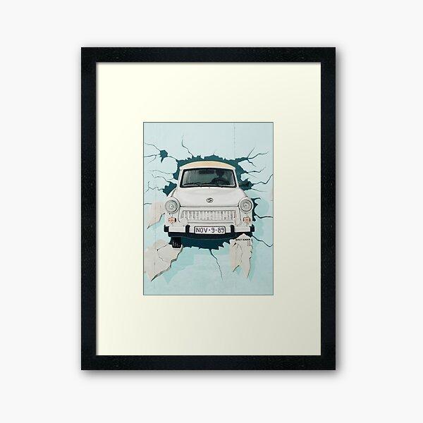Trabant Framed Art Print