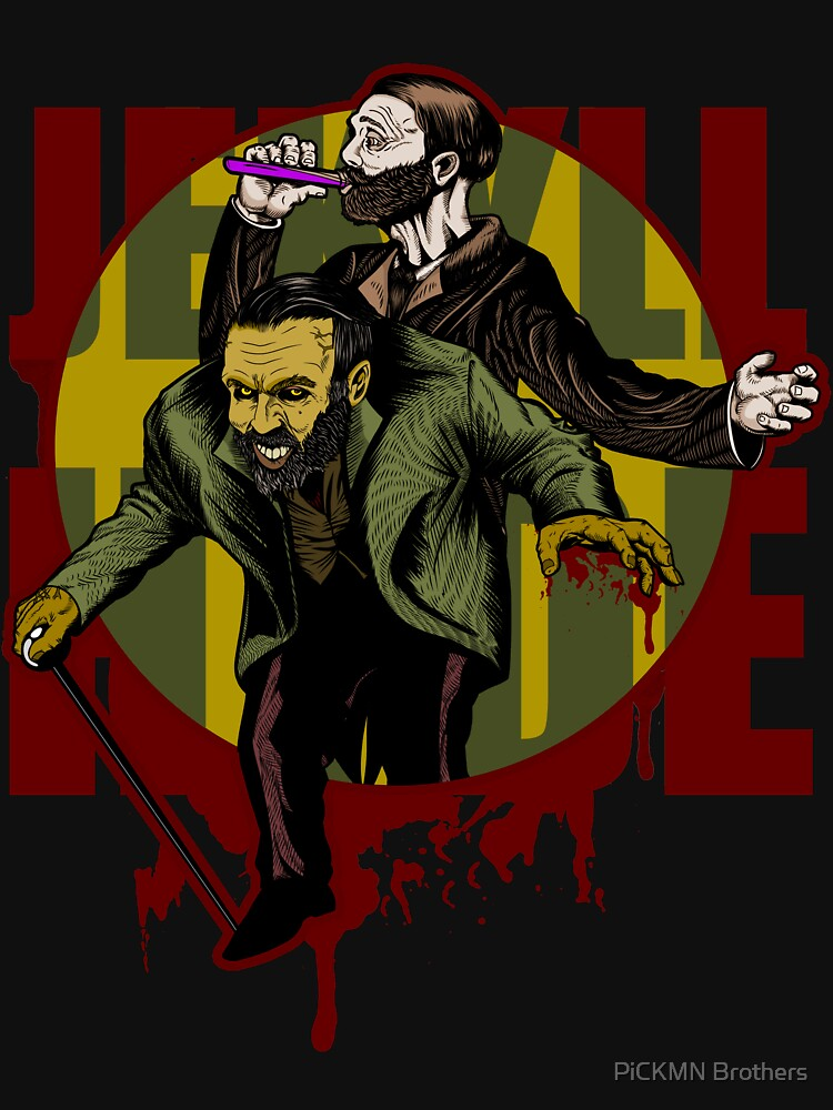 Jekyll & Hyde (clean) by pickmnbrothers
