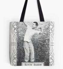 Kevin Haddon Tote Bag