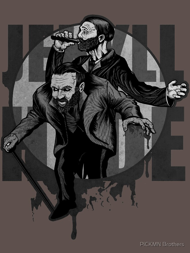 Jekyll & Hyde (gray) by pickmnbrothers