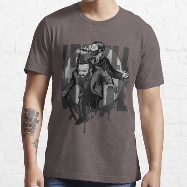 Jekyll & Hyde (gray) Essential T-Shirt
