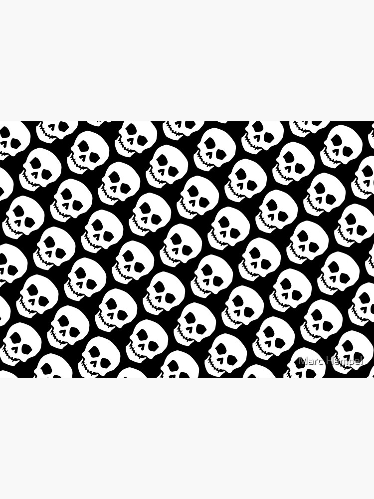 S***load of Scary Skulls by marchempel