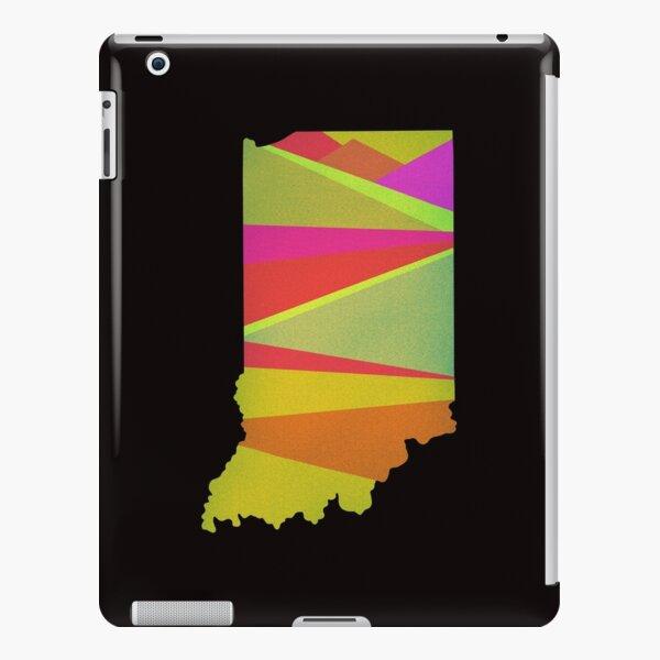 Retro Indiana Love iPad Snap Case
