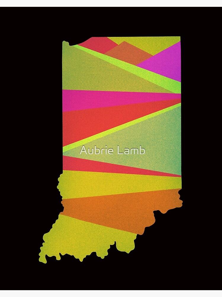 Retro Indiana Love by Aubb