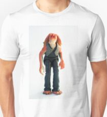 Jar Jar Star wars action figure T-Shirt