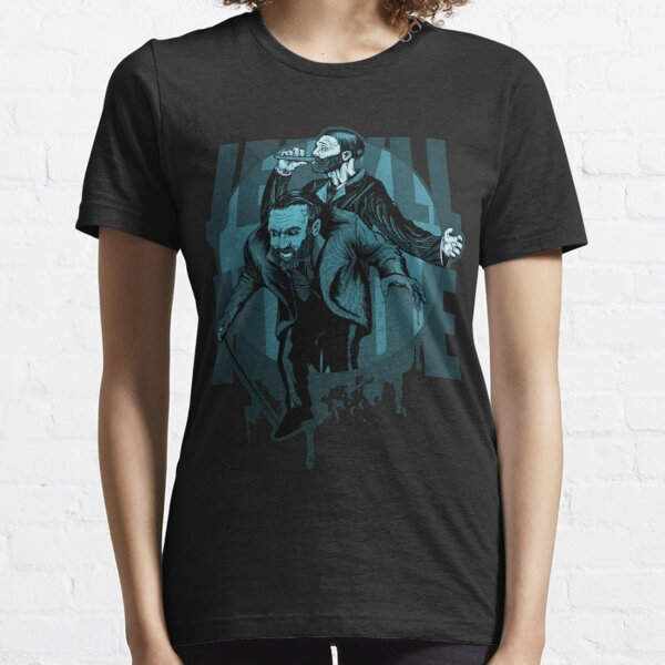 Jekyll & Hyde (blue) Essential T-Shirt