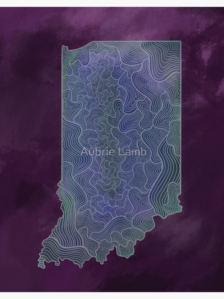 Purple Indiana by Aubb