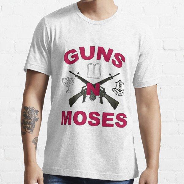 Guns 'n Moses Essential T-Shirt