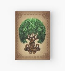Celtic Tree of Life Journal  Hardcover Journal