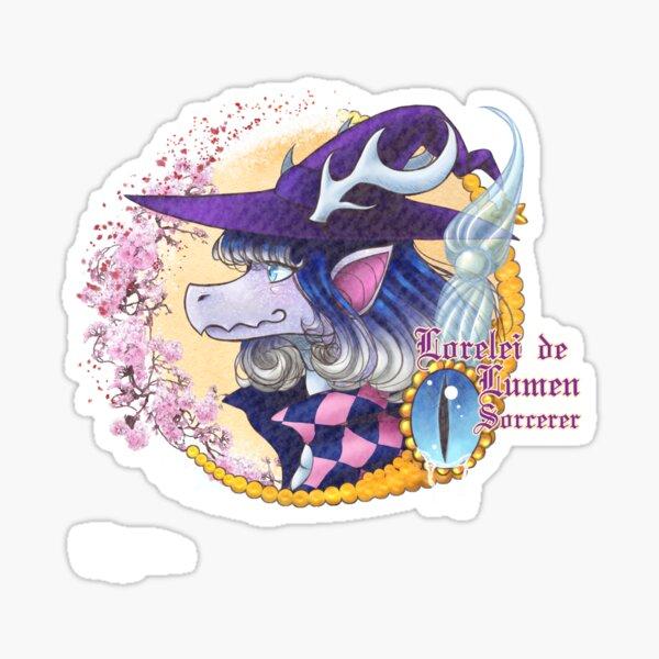 RPG Lorelei Sticker