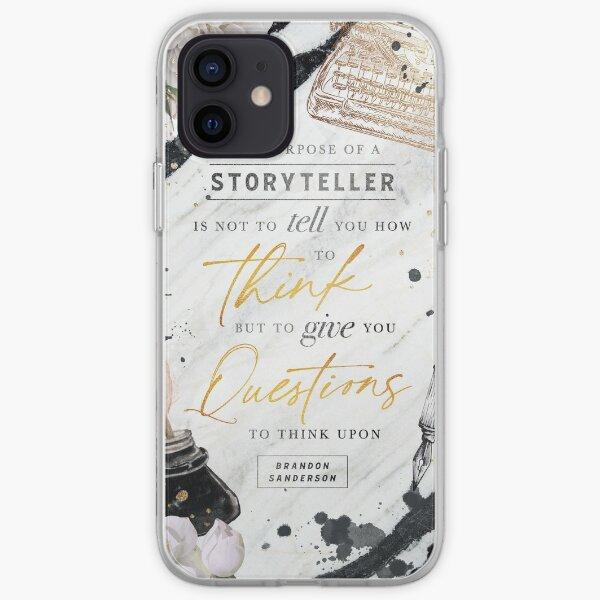Storyteller iPhone Soft Case