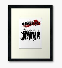 Reservoir Docs Framed Print